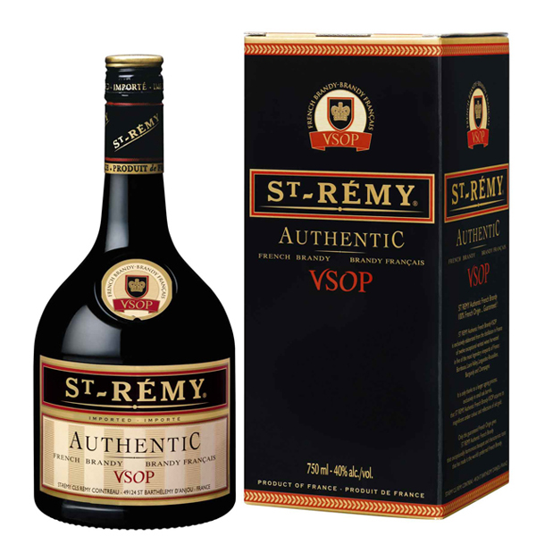 Brandy ST Remy Authentic VSOP