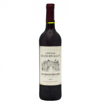 Chateau Grand Rivallon - Saint Emilion Grand Cru