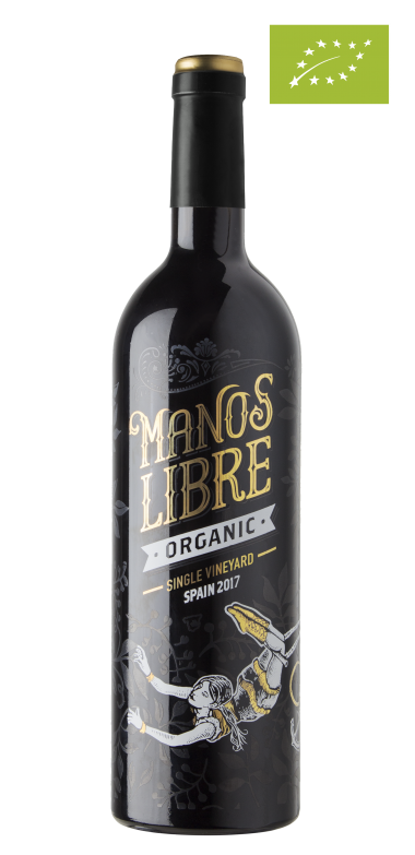 MANOS LIBRE ORGANIC Single Vineyard 2017